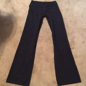 lululemon athletica Pants - Black Lululemon size 4 pants